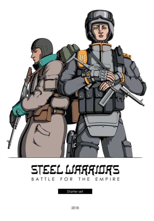 Steel Warriors - Battle for the Empire Starter Set