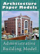 Administrative Building Model