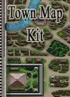 Town map kit