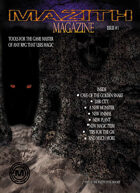 Mazith Magazine issue 1