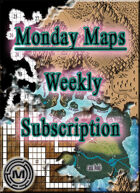 Monday Maps Weekly Subscription