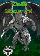 The Mazith Monster Tool