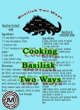 Cooking Basilisk two ways