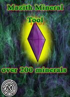 The Mineral tool 1.0