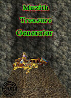 Treasure Generator  Tool