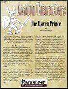 Avalon Characters Vol 1, Issue #1