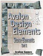Avalon Design Elements, Stone Set 1