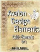 Avalon Design Elements, Celtic Set 1