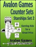 Avalon Counters, Starships Set #2