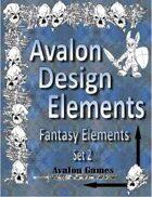 Avalon Design Elements, Fantasy Set 2
