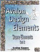 Avalon Design Elements Stone Set 2
