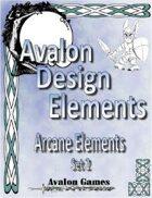 Avalon Design Elements, Arcane Set 2