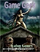 Game Geek Issue #6