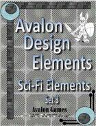 Avalon Design Elements Sc-Fi Set 3
