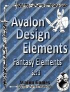 Avalon Design Elements, Fantasy Set 3
