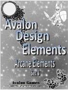 Avalon Design Elements, Arcane Set 3