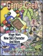 Game Geek Issue #9