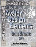 Avalon Design Elements, Stone Set 6