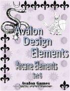 Avalon Design Elements, Arcane Set 6