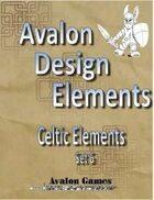 Avalon Design Elements, Celtic Set 6