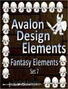 Avalon Design Elements, Fantasy Set 7