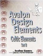 Avalon Design Elements, Celtic Set 8
