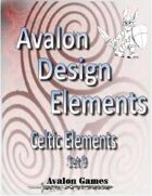 Avalon Design Elements, Celtic Set 9