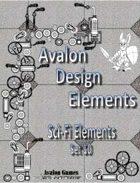 Avalon Design Elements, Sci-Fi Set 10