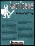 Avalon Treasure, Vol 1, Issue #2 Weapon Smithy