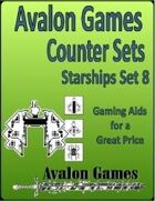 Avalon Counter Sets, Starships Set 8