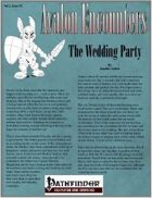 Avalon Encounters Vol 2, Issue #3, Wedding Party