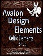 Avalon Design Elements, Celtic Set 12