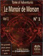 Le Manoir de Morson
