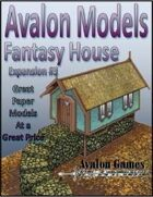 Fantasy House and Manor, Expansion #3