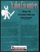 Avalon Encounters, Vol 2, Issue #7, Ogre's Den
