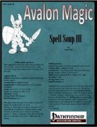 Avalon Magic, Vol 1, Issues #9, Spell Soup III