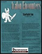 Avalon Encounters, Vol 2, Issue #10, The Starlight Inn