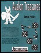 Avalon Treasure, Vol 1, Issue #10, Buried Politics