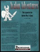 Avalon Adventures, Vol 2, Issue #11, The Legend of the Harbor Doxy's Ghost
