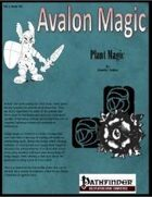 Avalon Magic, Vol 1, Issues #11, Plant Magic