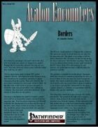 Avalon Encounters, Vol 2, Issue #11, Borders