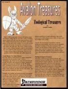 Avalon Treasure, Vol 2, Issue #1, Zoological Treasures