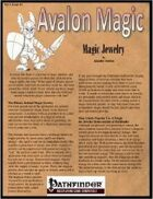 Avalon Magic, Vol 2, Issues #1, Magical Jewelry