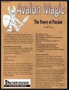 Avalon Magic, Vol 2, Issues #2, The Power of Passion