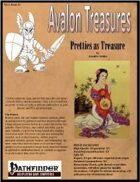 Avalon Treasure, Vol 2, Issue #2, Pretties as Treasure