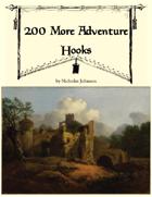200 More Adventure Hooks