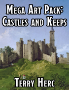 Terry Herc's Mega Art Pack - 100 Castles and Keeps