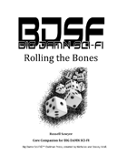 BDSF: Rolling the Bones