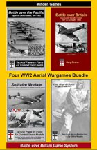 BUNDLE: 4 Battle over Britain series games