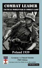 Combat Leader: Poland 1939 Module